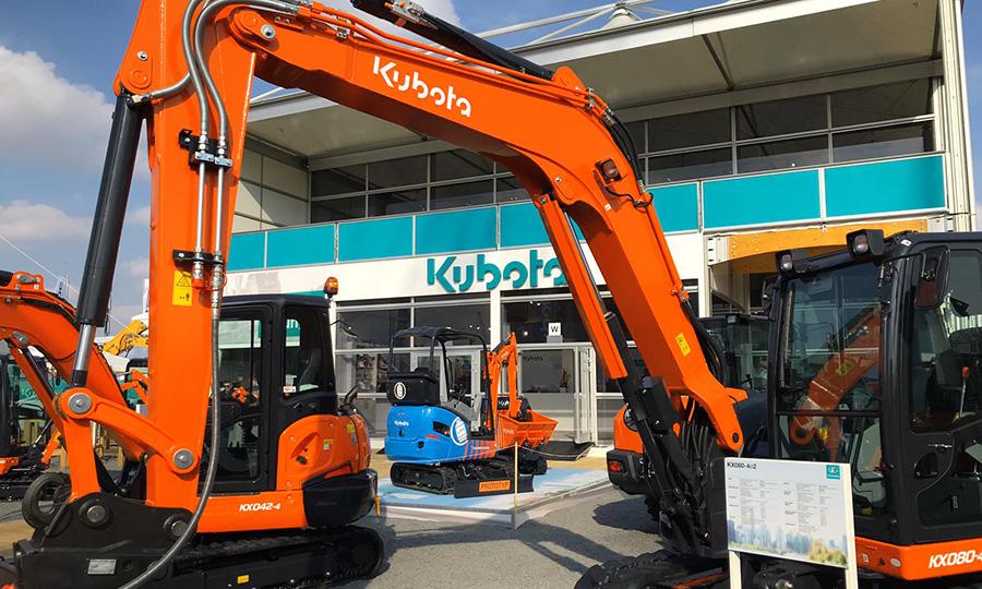 Kubota KX037-4 Verkauf