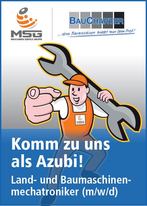 Land-und Baumaschinenmechatroniker (m/w/d)